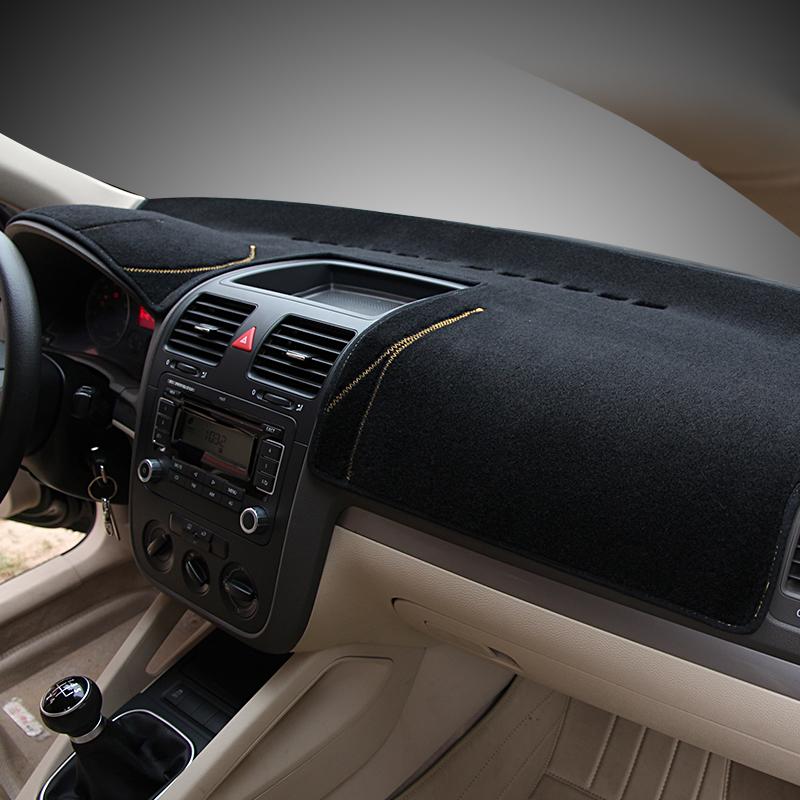 汽车里面的控台遮阳垫真
