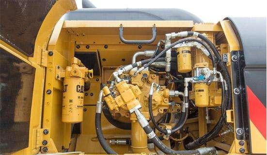 液压油高温是发动机出故