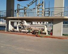 多姆石化基础油储运区