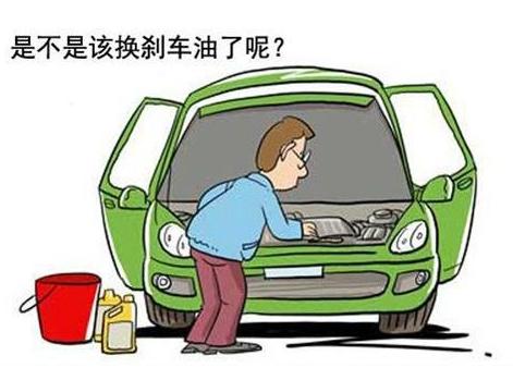 制动液有那些作用?s刹车油怎么使用?